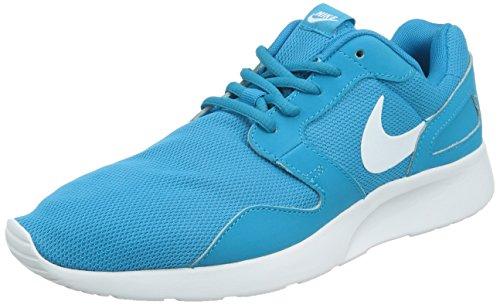 Nike Kaishi Run 654473, Herren Laufschuhe, Azul - Blau (Blue Lagoon/White), 44 EU