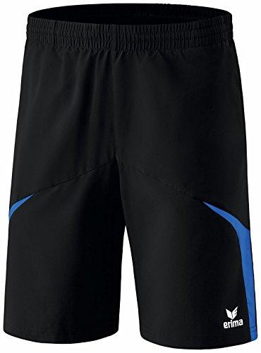Erima Herren Razor 2.0 Shorts, Schwarz/New Roy, M
