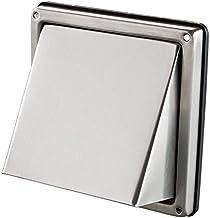 Intelmann V2A - Rejilla rectangular con protección contra