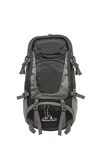 American Outback Fuji interne Rahmen Wandern Rucksack, anthrazit