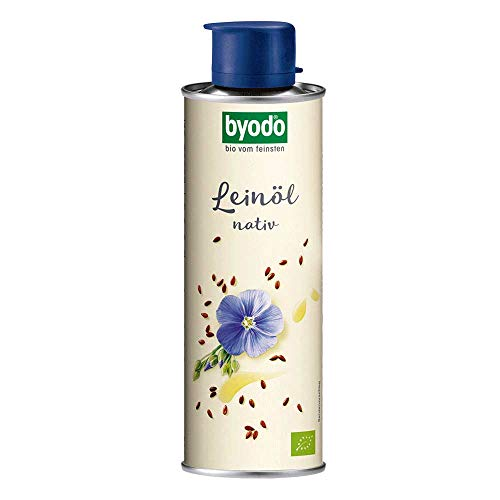 Byodo Bio Leinöl nativ 6x250ml