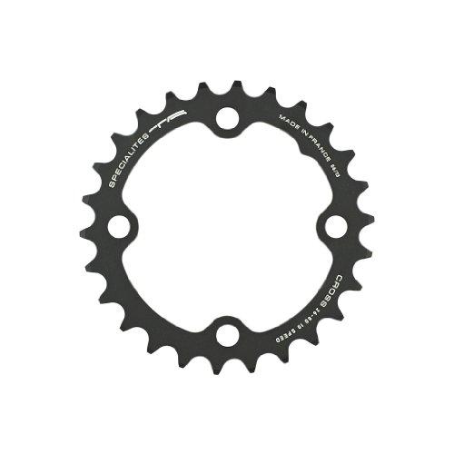 Specialites TA kettingblad Cross 28/Ø 80 binnen zwart fiets tandwiel
