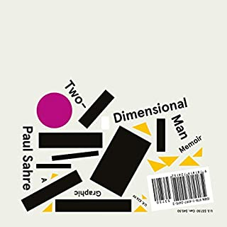 Two-Dimensional Man audiobook cover art