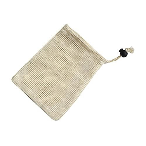 WZDTNL Bolsa de jabón seco de espuma, bolsa de jabón exfoliante natural, bolsa de jabón de diseño de lino de algodón para el hogar