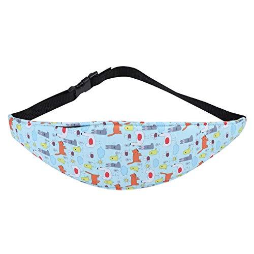 Supporto per la testa del bambino per seggiolino auto, fascia di supporto...