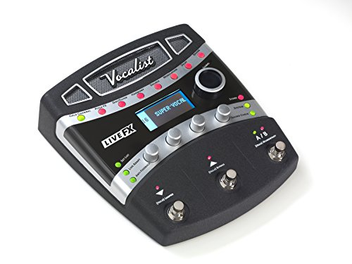 Digitech VLFX Live Performance Vocal Effect Processor