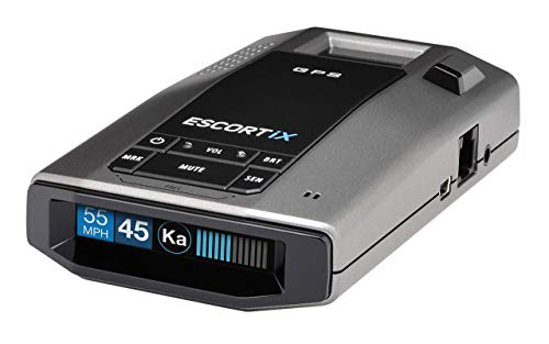 Best Price! ESCORT IX Laser Radar Detector - Auto Learn Protection, Extreme Long Range, Bluetooth, V...