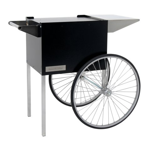 Read About Paragon Professional Series Medium Popcorn Cart for 6 and 8-Ounce Poppers