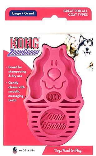 Kong Zoom Groom Hundestriegel