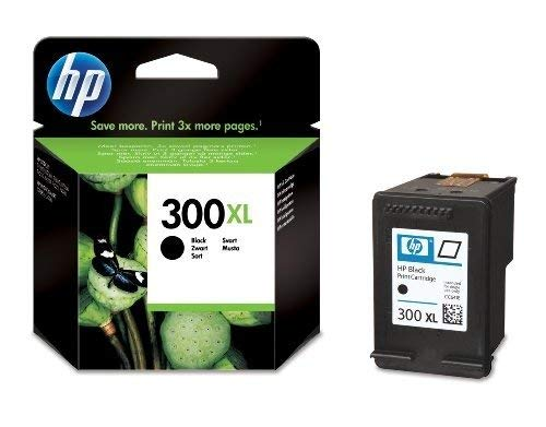 HP 300XL - Alto rendimiento - negro - original - cartucho de tinta (Reacondicionado)