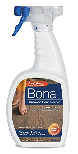 Bona Cedar Wood Scent Hardwood Floor Cleaner, 32 oz