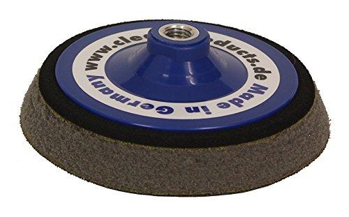 CLEA actionpro Ducts Assiette 128 mm Soft, Assiette Mandrin M14 – pour voiture polir avec traitement de polissage machine voiture véhicule Traitement