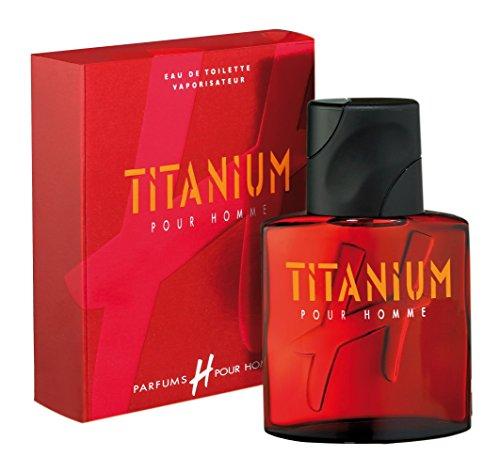 H pour Homme - Titanium - Eau de Toilette, Homme, 75 ml
