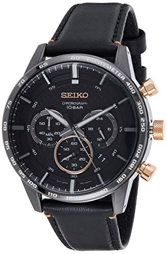 Seiko Watch SSB361P1