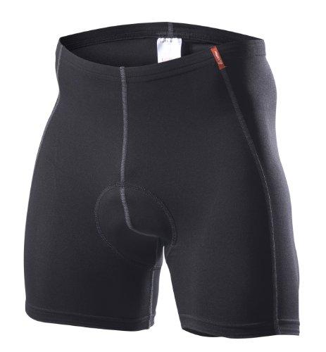 Löffler Herren Radunterhose Elastic Unterhose, schwarz, 50