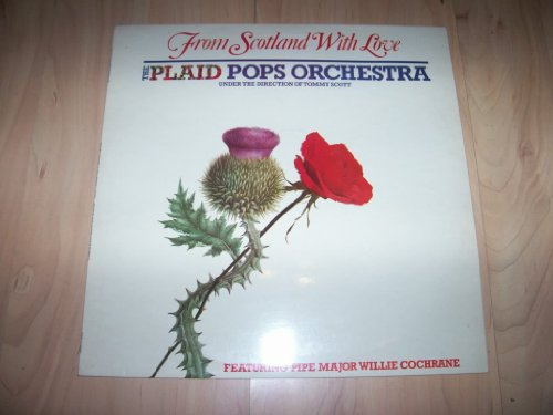 From Scotland With Love - Plaid Pops Orchestra LP