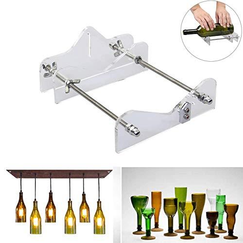 Dasing glas fles Cutter Tool Professionele voor flessen snijden glas Fles-Cutter DIY gesneden gereedschap Machine Wijnbier