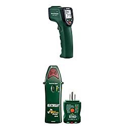 Extech Instruments IR Thermometer with Nist