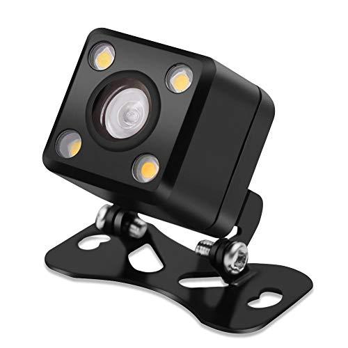 biteatey - Reproductor de Radio estéreo para Coche con Bluetooth, Reproductor de MP5, una Variedad de Modos de Audio y vídeo, soporta Imagen panorámica de 360°