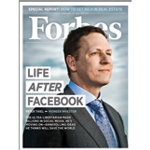 Forbes, January 31, 2011 audiobook cover art