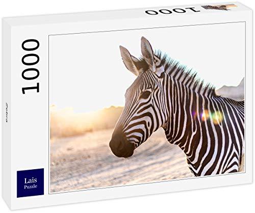 Lais Puzzle Zebra 1000 Pezzi