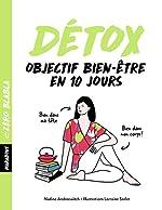 Zéro blabla - Détox de Nadine Andreewitch