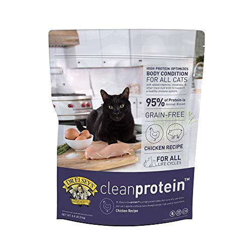 Dr. Elsey's Cleanprotein Chicken Formula Dry Cat Food, 6.6 Lb