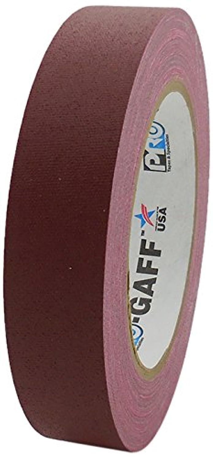 Pro-Gaff RS161BU24X25 24 mm x 25 yd Matt Cloth Tape