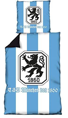 TSV 1860 München Bettwäsche Retro