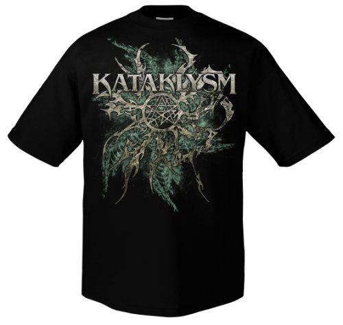 Kataklysm 20 Years 701279 Herren T-Shirt 001 2XL