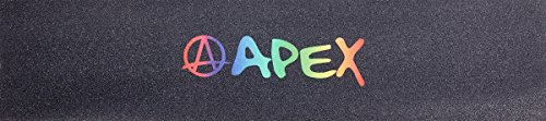 Apex Stunt-Scooter Griptape115x510 Rainbow