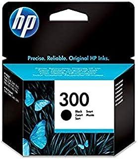 comprar comparacion HP 300 CC640EE, Cartucho Original de Tinta Negro , compatible con impresoras de inyección de tinta HP DeskJet D2560, D2660...