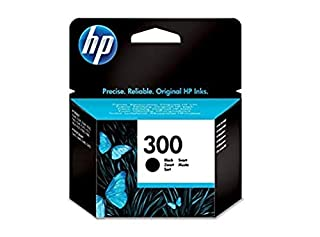 HP 300 CC640EE, Cartucho Original de Tinta Negro , compatible con impresoras de inyección de tinta HP DeskJet D2560, D2660, F4280, F4224, F4283; Photosmart Serie C (B003CS473S) | Amazon price tracker / tracking, Amazon price history charts, Amazon price watches, Amazon price drop alerts