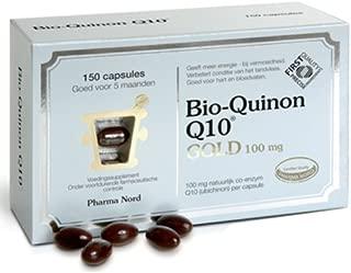 Bio-Quinone Pharma Nord Q10 Gold Capsules 100Mg 150 Capsules