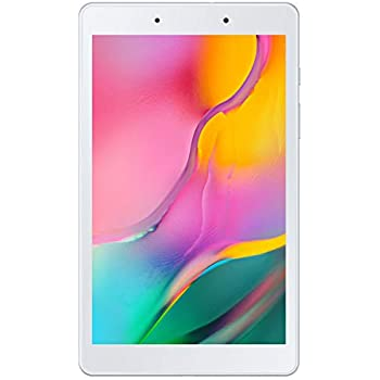 Samsung, Galaxy Tab A, WiFi, (8 Pouces, 32Go, Android Pie 9) Argent