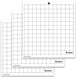 Esterilla de corte de agarre estándar para Silhouette Cameo 4/3/2/1 3 paquetes de alfombrillas de...