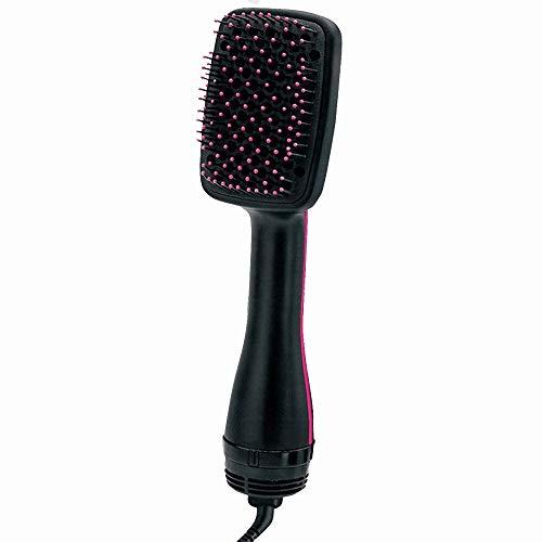 Hammer Cepillo, de múltiples funciones eléctrico Secador de pelo peine, dos en uno Secador de pelo, húmedo y en seco Secadora Negativo Ion peine del pelo, conveniente for el cuidado del cabello largo,