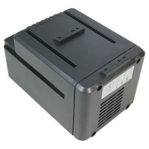 Trade-Shop Premium Li-Ion Akku 40V / 2000mAh / 80Wh passend für Worx WG268, WG268E, WG568, WG568E, WG168, WG168E, WG368, WG368E, WG770, WG770E, WG776, WG776E ersetzt Worx WA3536