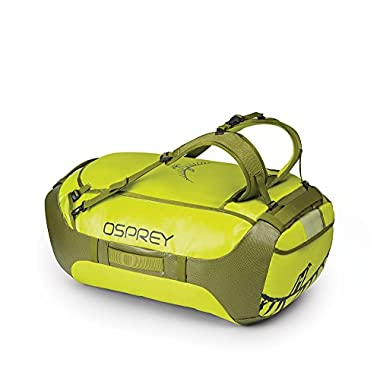 Osprey Packs Transporter 95 Expedition Duffel, Sub Lime, One Size