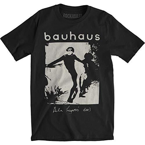 Hi Fidelity Bauhaus Bela Lugosi 's Dead, schwarz, M