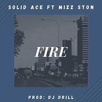 FIRE (feat. Mizz Ston)