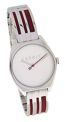 Esprit ES1L059M0015 Shift Silver - Reloj de pulsera para mujer (acero)