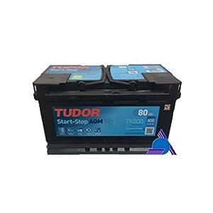 BATERIA START STOP AGM TUDOR TK800 – 80AH – 800A