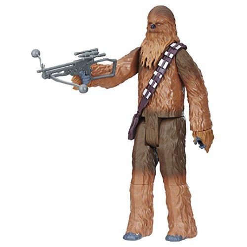 Star Wars Chewbacca Figur, E2988, Mehrfarbig, 30 cm