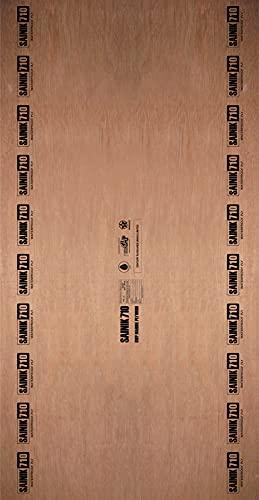 CenturyPly 19 mm Sainik-710 Wooden Plywood(Pack of 1)