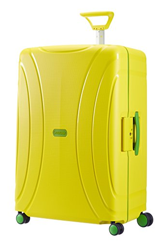 American Tourister Lock'N'Roll Spinner, 75 cm, 106 L, Jaune (Sunshine Yellow)