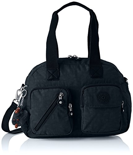 Kipling Damen DEFEA UP Henkeltasche, Blau (True Navy), 33x24.5x19 cm