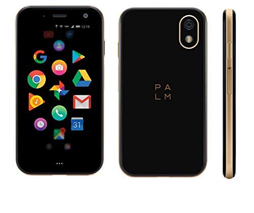 Palm Phone PVG100 Verizon GSM Unlocked Mini Smartphone 3.3 inch 32GB (Gold) (Renewed)