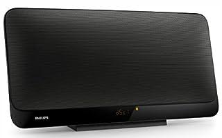 Sistema di altoparlanti Bass Reflex per bassi potenti e più corposi Musica in streaming tramite Bluetooth con associazione di più dispositivi Cambia la musica istantaneamente tra 2 dispositivi con MULTIPAIR Ingresso audio per riprodurre musica con i ...