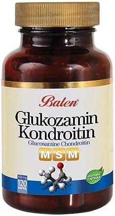 Balen Glukozamin Kondroitin MSM Boswelia 1200 MG X 120 Tablet